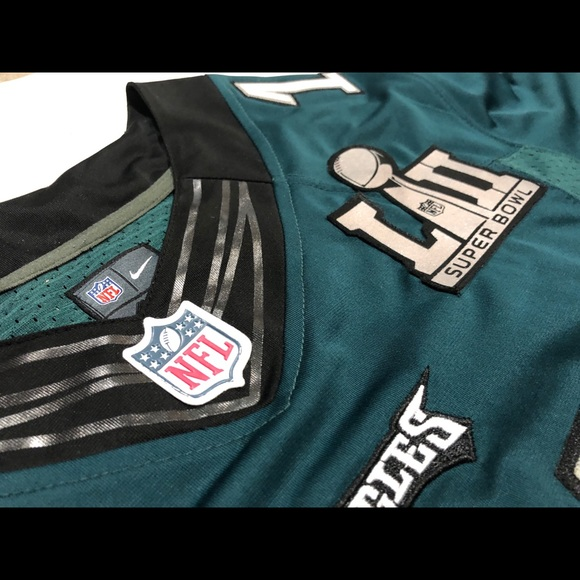 huge discount 0090e 4241e Philadelphia Eagles Carson Wentz Elite Jersey